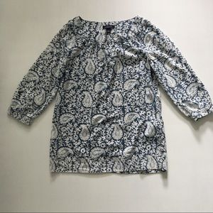Land's End Woman's Tunic Top Size 2